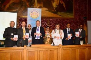 It was a great honor to Indian woman Ragasudha Vinjamuri