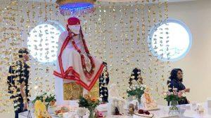 Biggest and miraclues Shiridi Sai Temple in Europe.