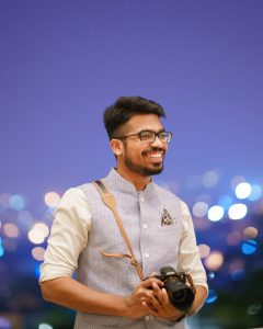 Deepak Nadh is a Portrait & Lifestyle Photographer based in Munich & Hyderabad.