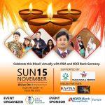 Frankfurt Indian Scholars Association brings you Diwali Extravaganza 2020