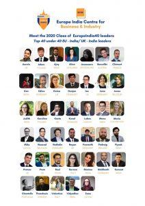 40under40 europeindiayoungleaders EuIndiaEkSaath IndiaUK