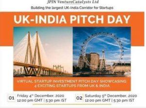 Join Largest cross-border investment platform for startups between U.K. Europe & India.
