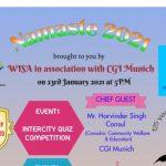 Namaste India WISA in Association with CGI munich