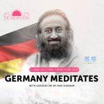 Germany Meditates by Gurudev Sri Sri Ravi Shankar